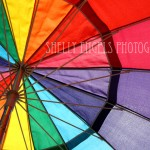 Rainbow Umbrella (Los Angeles)