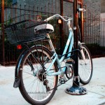 blue bike (Chicago)