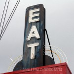 Eat Sign #1 (Seattle)